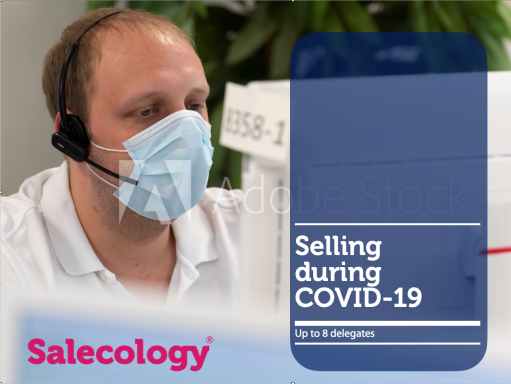 Selling During Covid 19 brochure image